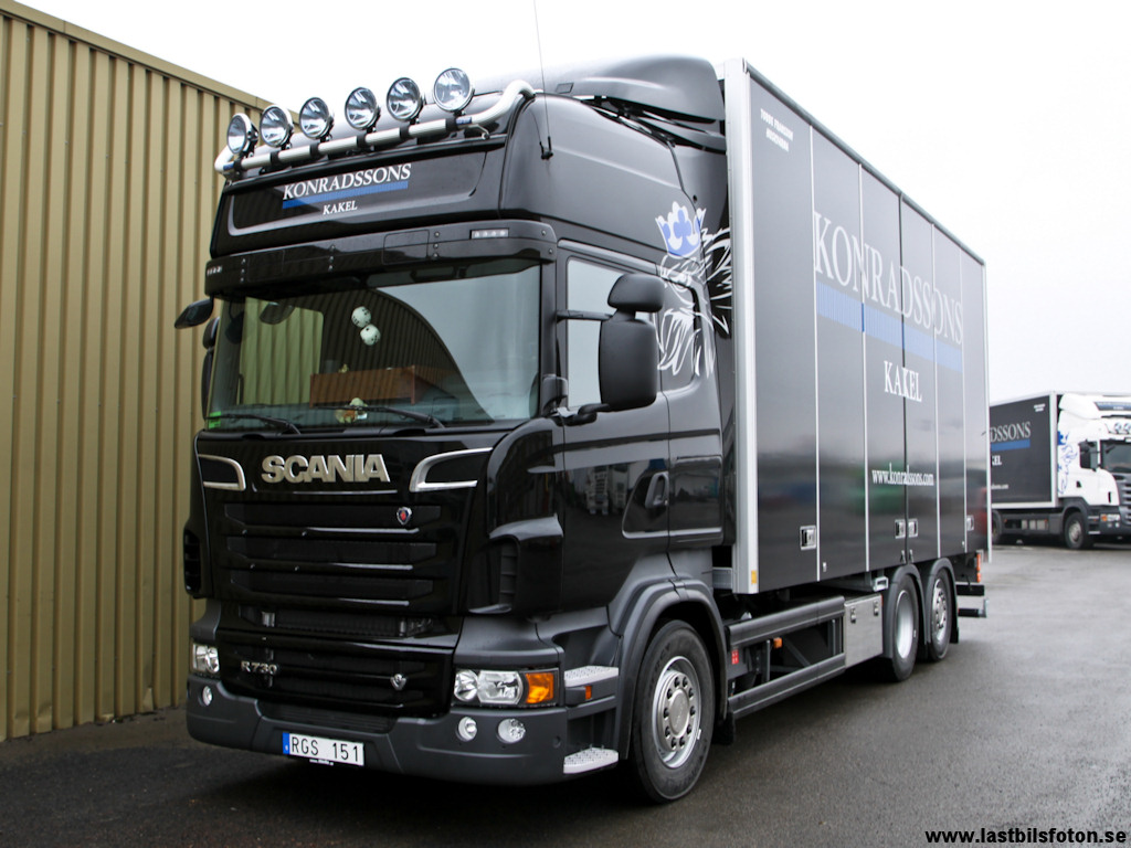 Scania Cv Ab Sweden Sustainable Ehighways For Trucks Could